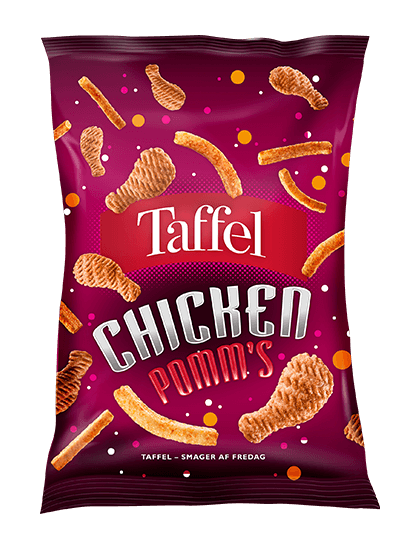 Taffel Chicken Pomm's