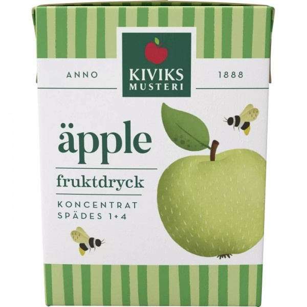 Kiviks Lättdryck Äpple Koncentrat