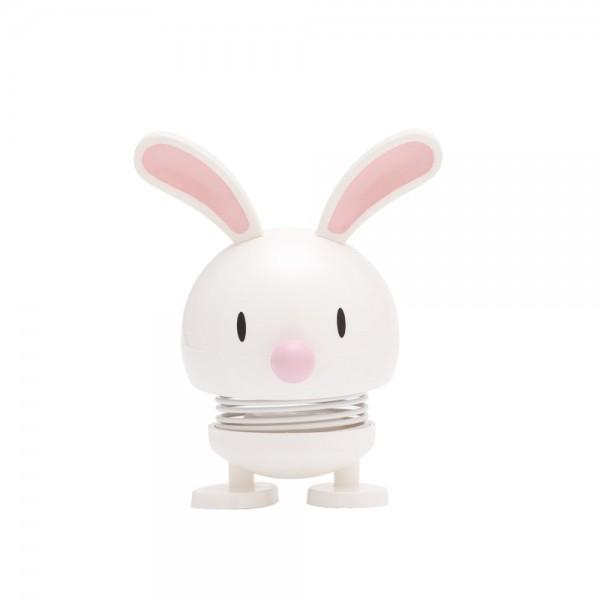 Hoptimist Bunny weiß