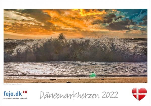 Wandkalender Urlaubsträume 2022