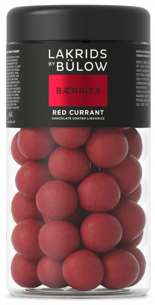 Lakrids by Bülow BÆRRIES Edition 2019 Red Currant Regular