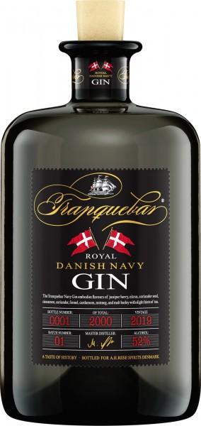 A. H. Riise Tranquebar Navy Gin