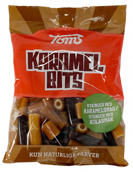 Toms Karamel Bits