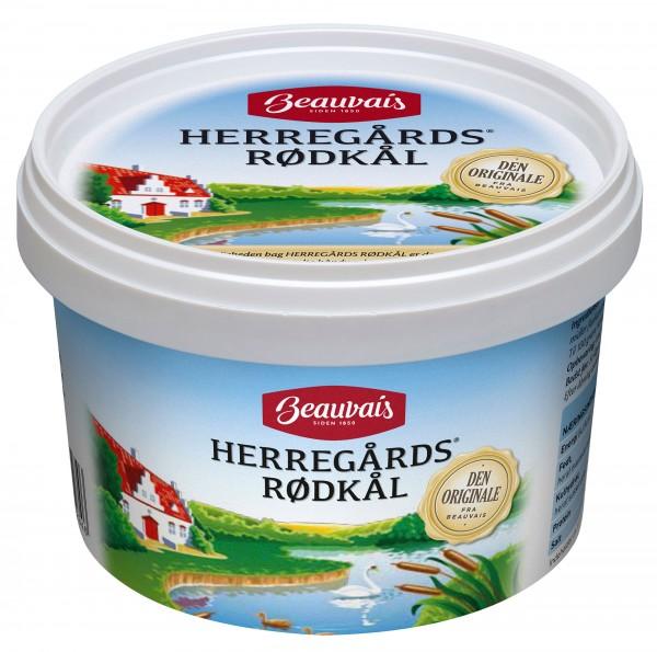 Beauvais Herregårds Rødkål - Luxus Rotkohl