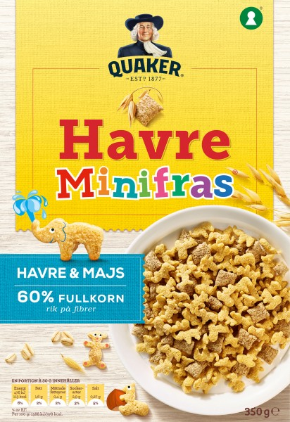 Quaker Havre Minifras