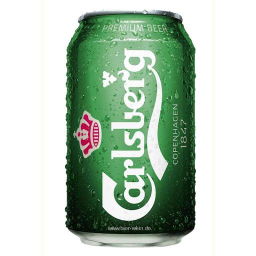 Carlsberg Bier 0,33l