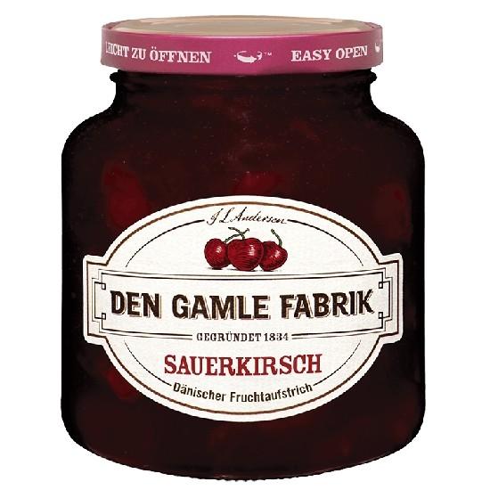 Den Gamle Fabrik Marmelade Sauerkirsch 380g