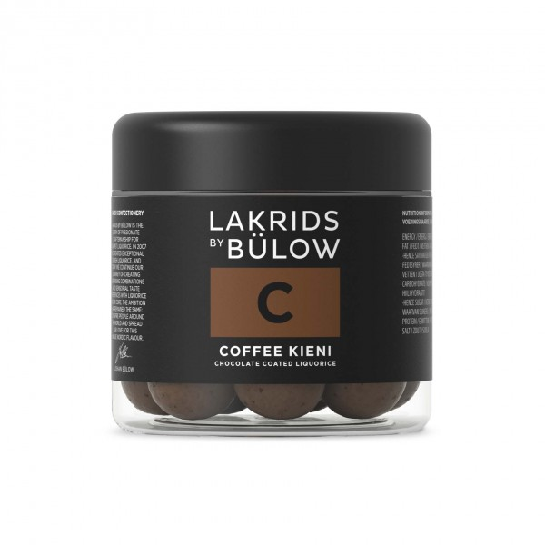 Lakrids by Bülow C - Coffee Kieni Small