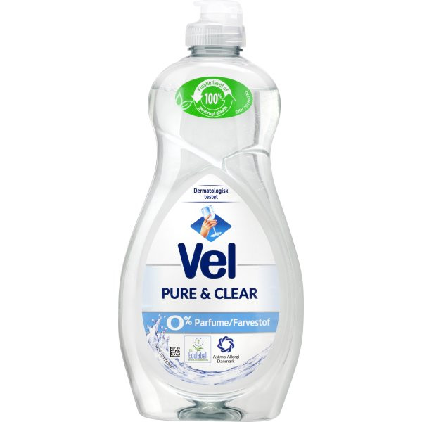 Vel Pure & Clear Spülmittel