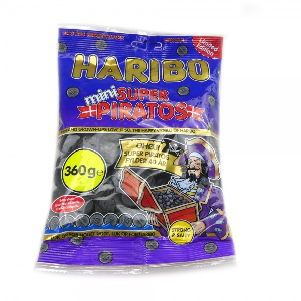 Haribo Mini Super Piratos