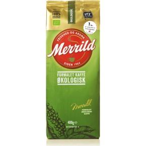 Merrild Nachhaltiger Kaffee