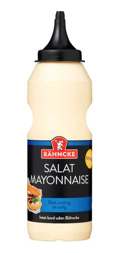 Bähncke Salat Mayonnaise MHD
