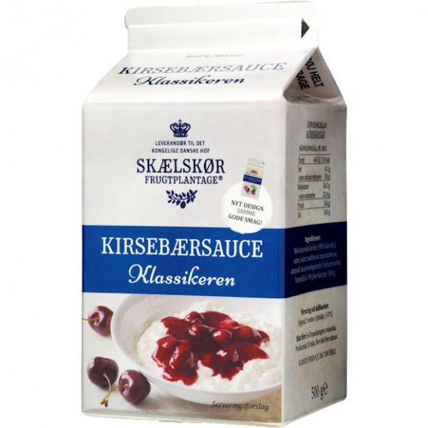 Skælskør Kirsebærsauce
