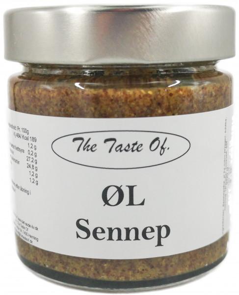 The Taste of Øl Sennep