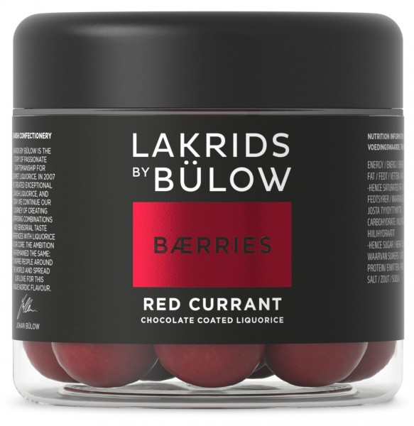 Lakrids by Bülow BÆRRIES Edition 2019 Red Currant Small