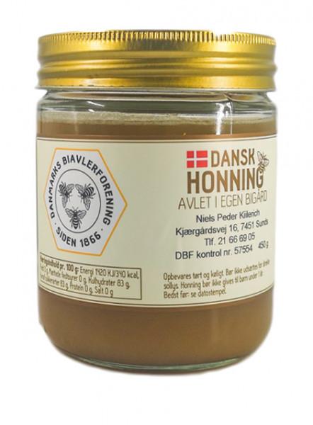 Dänischer Waldhonig im Glas