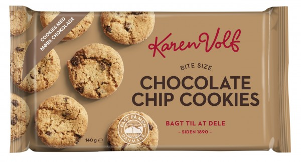 Karen Volf Chocolate Chip Cookies