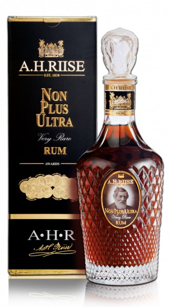 A. H. Riise Non Plus Ultra Rum