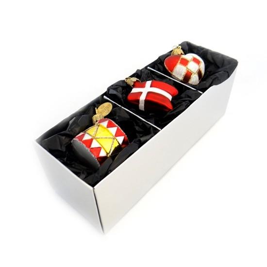 Brink Nordic Weihnachtsbaumschmuck-Set