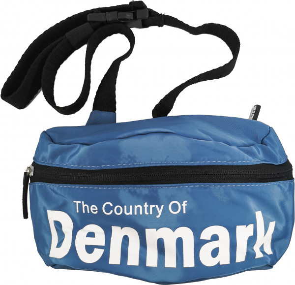 "Robin Ruth Bauchtasche ""Country of Denmark"" blau"