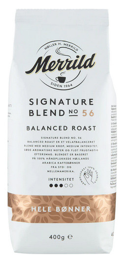 Merrild Signature Blend 56 Balanced Roast