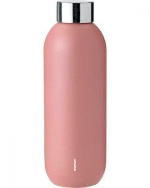 Stelton Keep Cool Thermoflasche misty rose