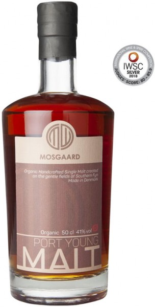 Mosgaard Port Young Malt Whisky
