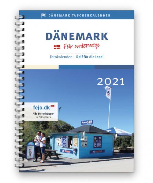 fejo.dk Taschenkalender 2021