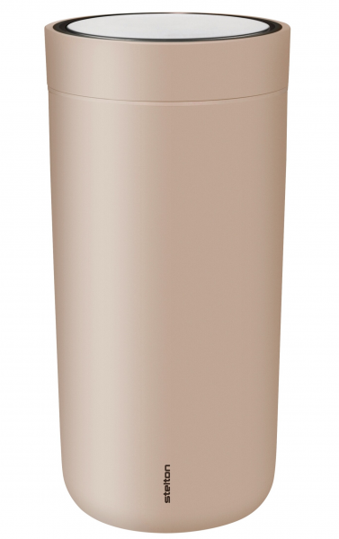 Stelton To Go Click 0,4l Thermobecher nude