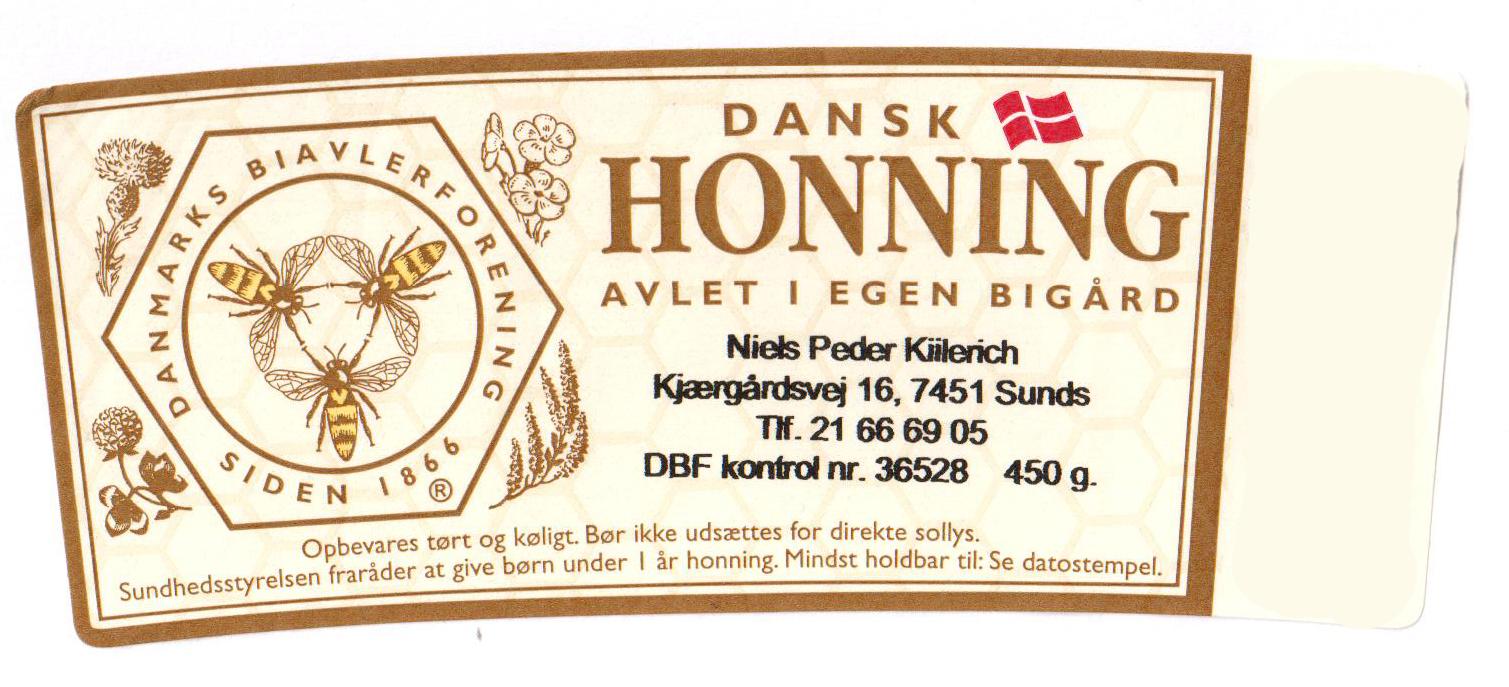 Imkerei Niels Peder Killerich