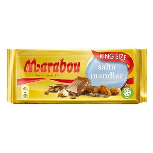 Marabou Salt Mandlar