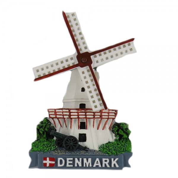Memories of Denmark Magnet Dybbøl Mølle Sønderborg