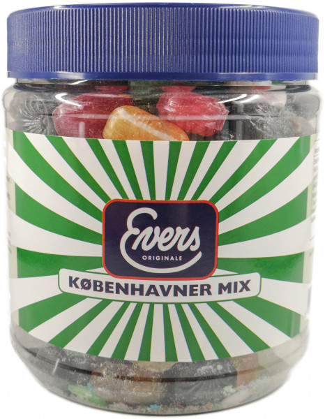 Carletti Københavner Mix