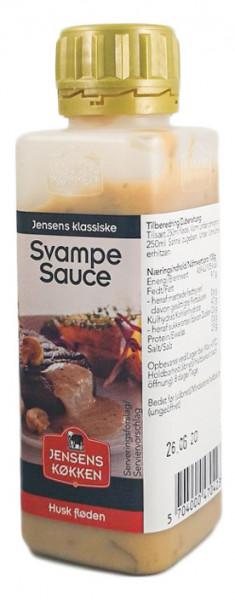 Jensens Køkken Pilz-Sauce