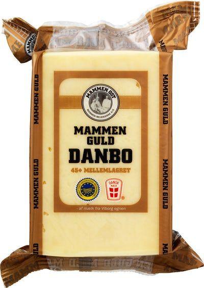 Mammen Guld Danbo