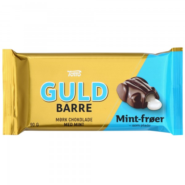 Toms Guld Barre Mint Frøer