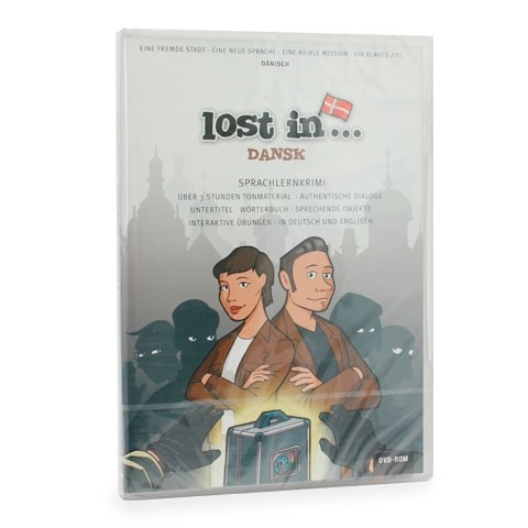 Lost in... Dansk (DVD-ROM)