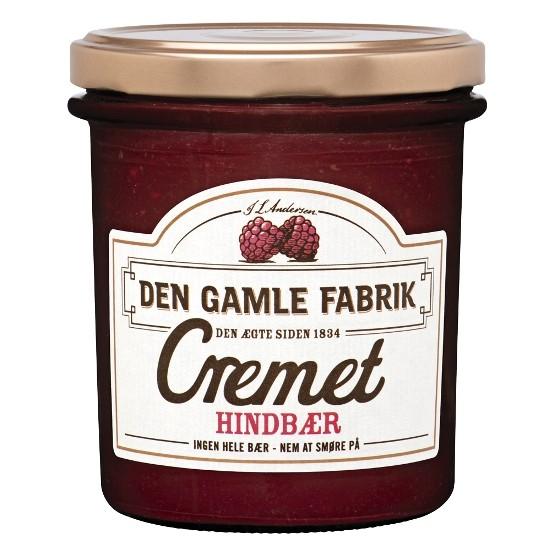 Den Gamle Fabrik Marmelade Cremet Himbeere