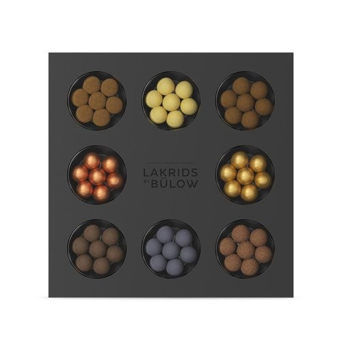 Lakrids by Bülow BLACK SELECTION BOX