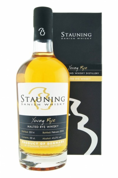Stauning Young Rye Whisky