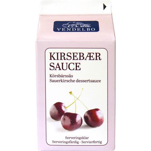 Kirsebær-Sauce