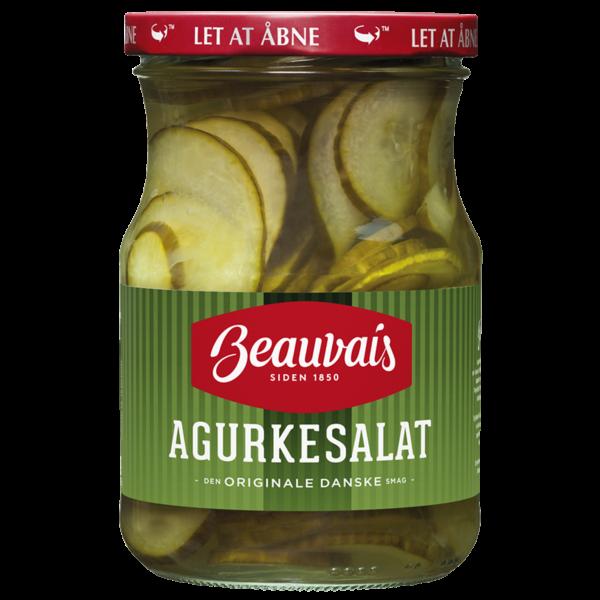Beauvais Dänischer Gurkensalat