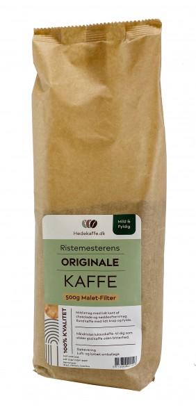 Hedekaffe Ristemesterens Originale Kaffe gemahlen