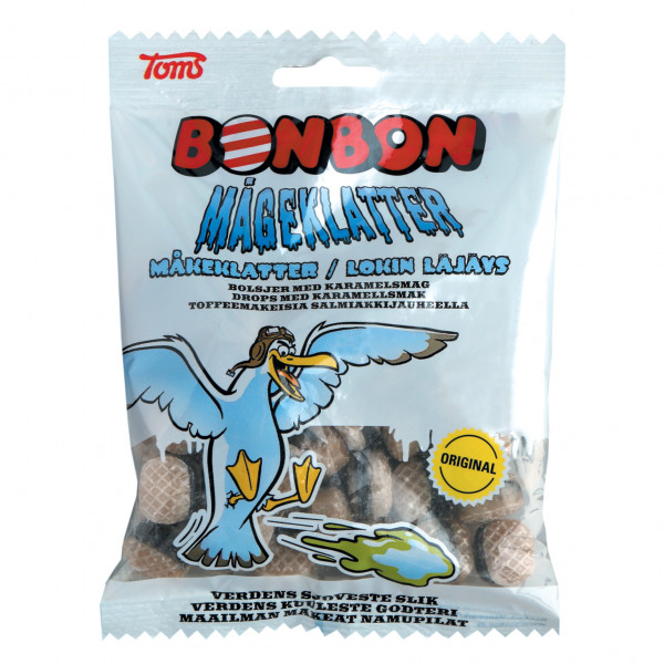 Toms Bonbon Mågeklatter