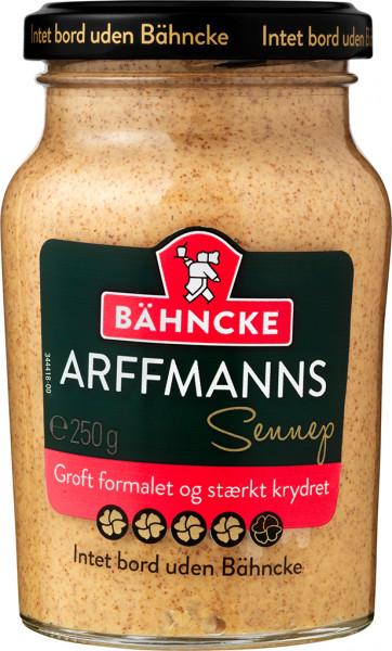 Bähncke Arffmanns Senf