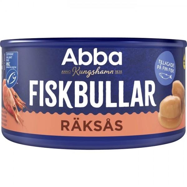 Abba Fiskbullar i Räksås