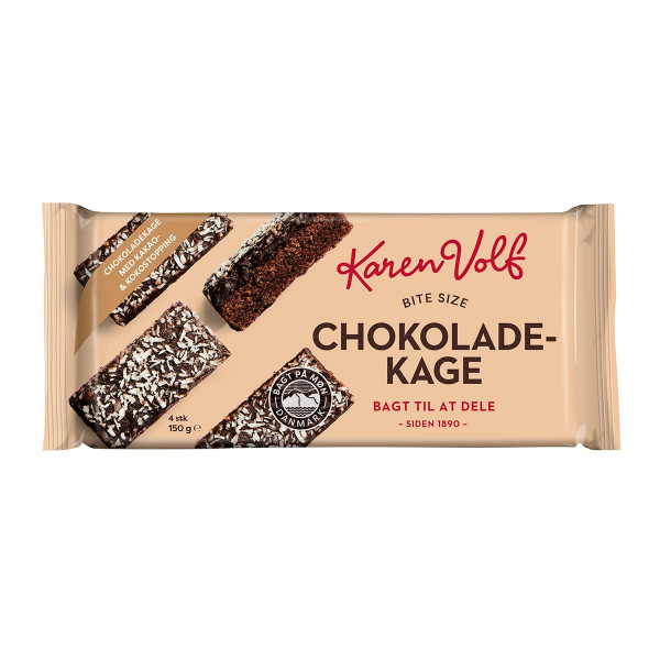 Karen Volf Chokoladekage