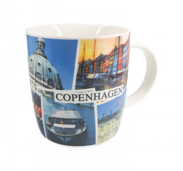 Memories of Denmark Tasse Copenhagen Fotos