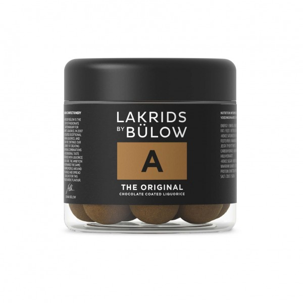 Lakrids by Bülow A - The Original