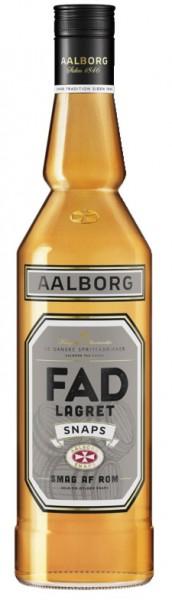 Aalborg Fad Lagret Snaps